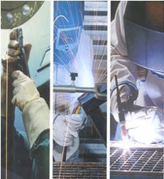 CL COLOMBO LUIGI Welding equipment and products : Iron, stainless electrodes, carbon coated wires, industrial gases